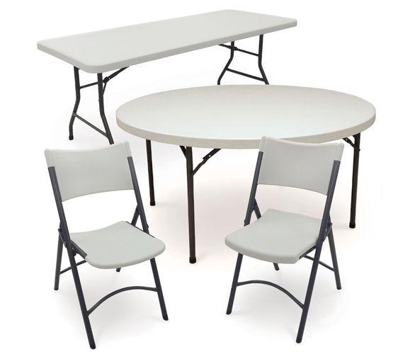 Brilliant Econolite Plastic Folding Tables Squirreltailoven Fun Painted Chair Ideas Images Squirreltailovenorg