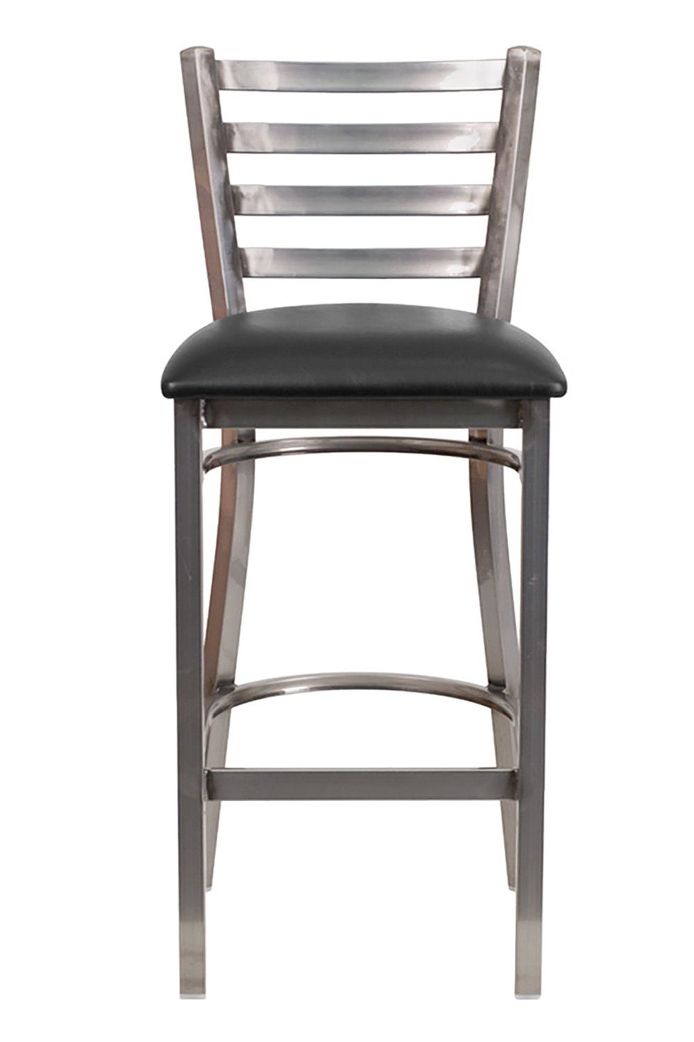Fantastic Metallic Ladderback Bar Stool Gmtry Best Dining Table And Chair Ideas Images Gmtryco