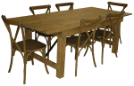 RusticFarmTable