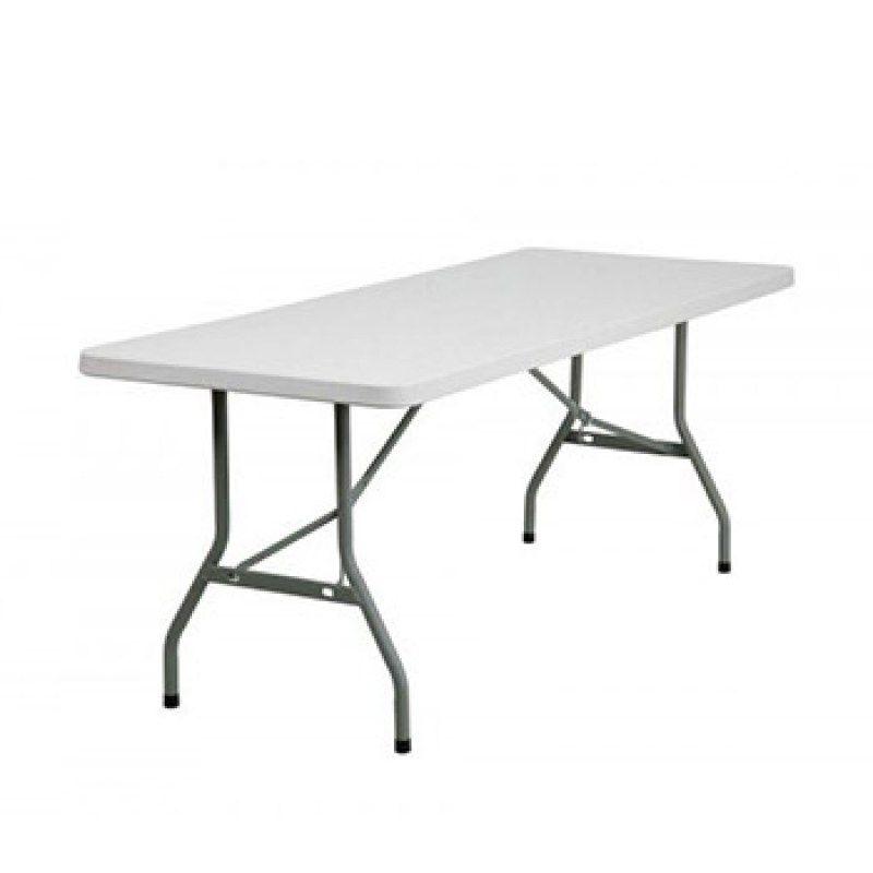 Econolite 174 Plastic Folding Tables